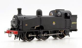Class J50 Class BR Black (Early) 0-6-0 Tank Locomotive No.68959