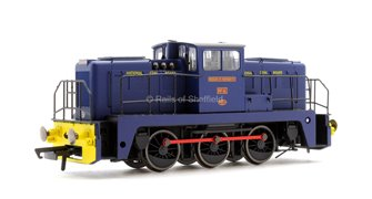 Golden Valley GV2012 NCB Janus 0-6-0 Diesel