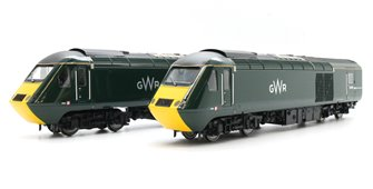 GWR HST 125 Train Pack - Limited Edition