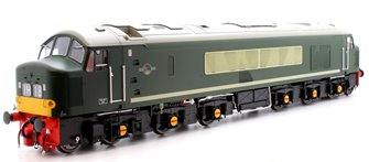 Class 45 - BR Green SYP Grey Roof w/Body Stripe and Grille