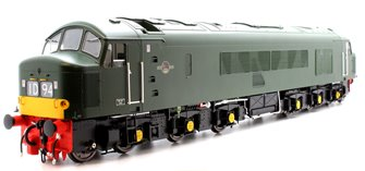 Class 45 - BR Green SYP Green Roof, No Body Stripe