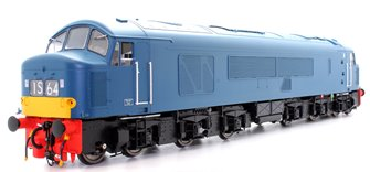 Class 45 - BR Early Blue with Yellow Ends and Red Buffer Beams
