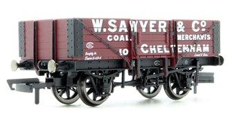5 Plank Wagon, W. Sawyer