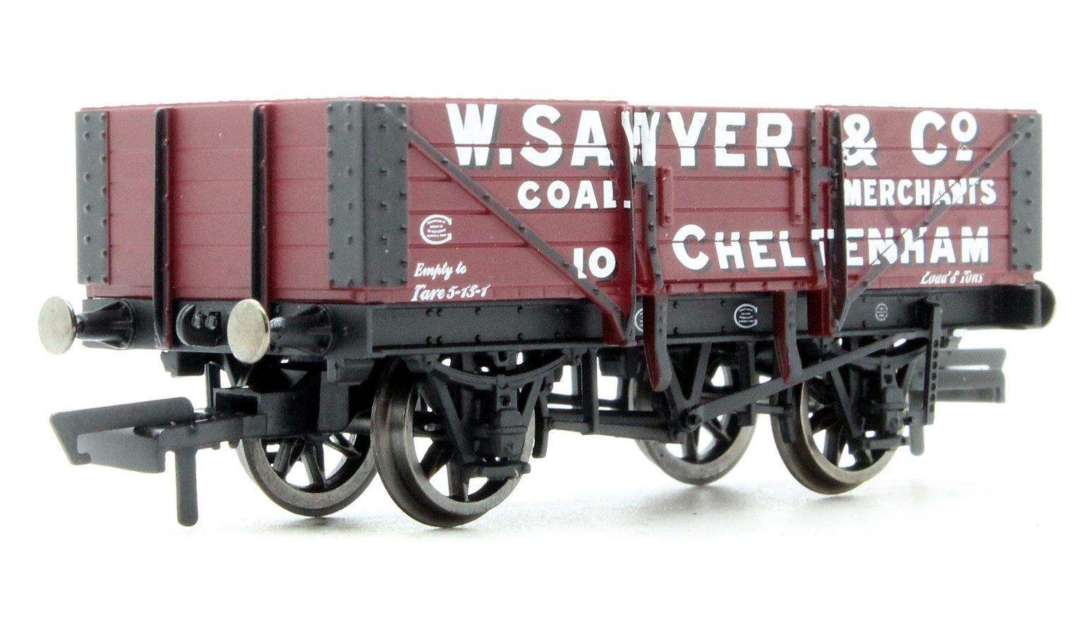 5 Plank Wagon, W. Sawyer
