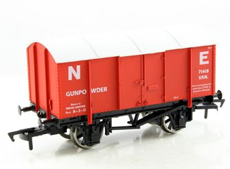 NE Gunpowder Van #71418