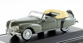 Lincoln Continental 1941 Pewter Grey