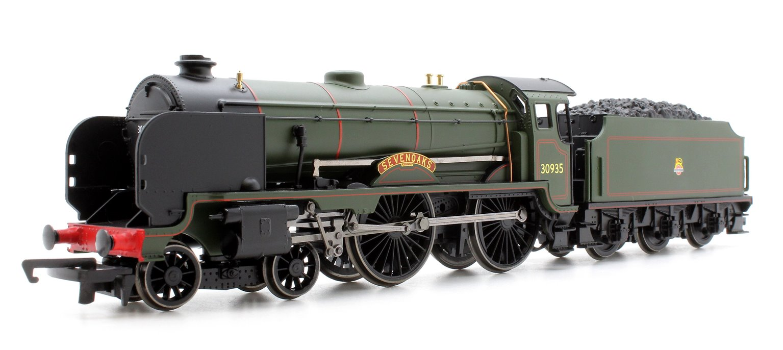 RailRoad BR 4-4-0 'Sevenoaks' Schools Class, Early BR