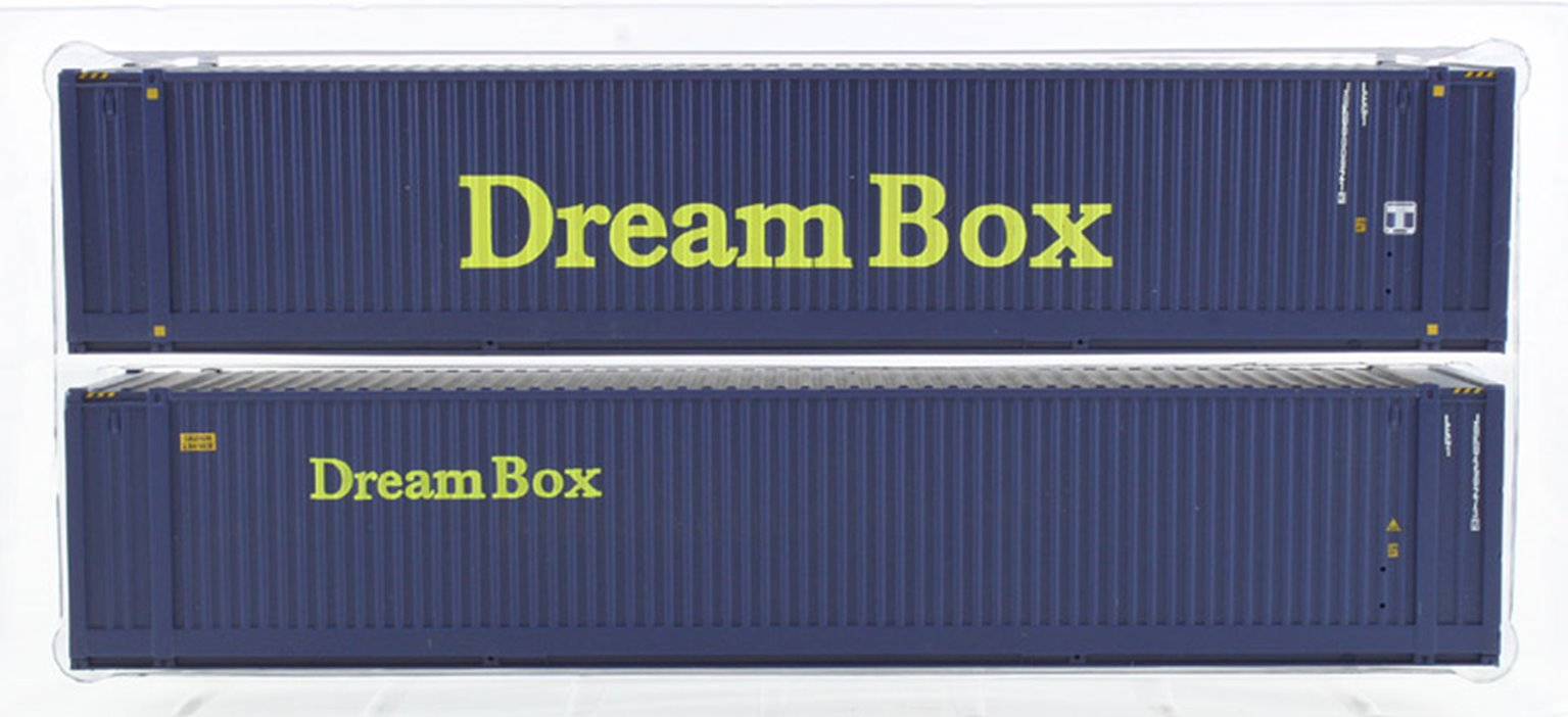 45ft Container (x2) Dream Box