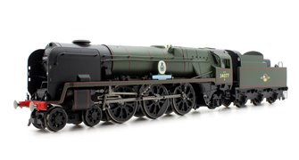 BR 4-6-2 '603 Squadron' '34077' Battle of Britain Class - Rebuilt