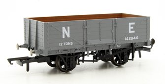 6 Plank Wagon - LNER E143946
