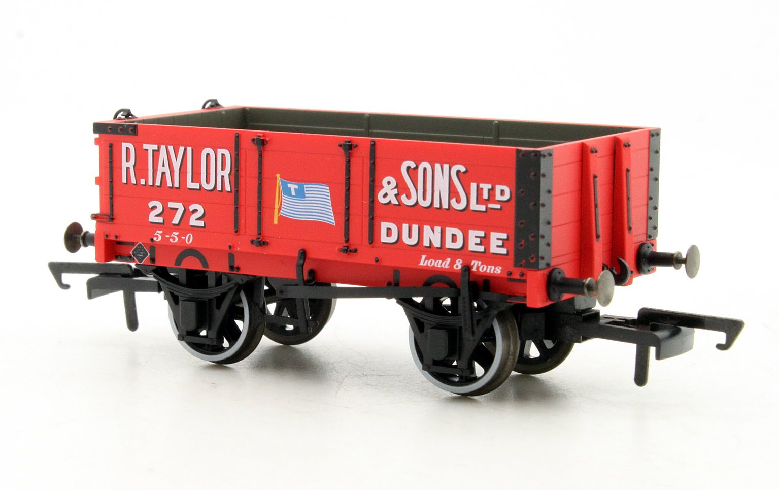 4 Plank Wagon - R Taylor & Sons Ltd