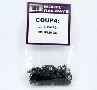 20 Pairs of Couplings