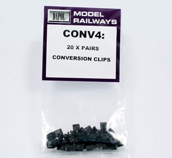 20 Pairs of Conversion Clips