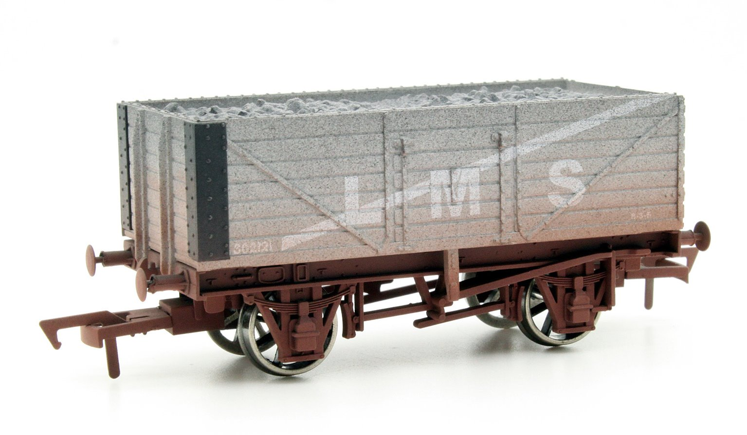 LMS 7 plank #302121 weathered