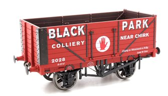 7 Plank Black Park Chirk 2028