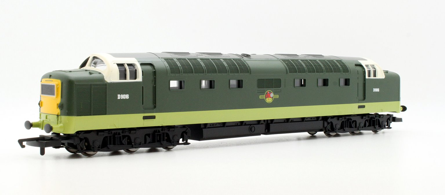 RailRoad BR 'D9016' Class 55 Diesel Electric Locomotive