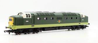 RailRoad BR 'D9016' Class 55 Diesel Electric Locomotive