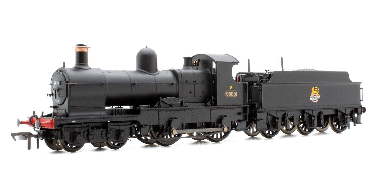 3200 (Earl) Class 9028 BR Black Early Emblem