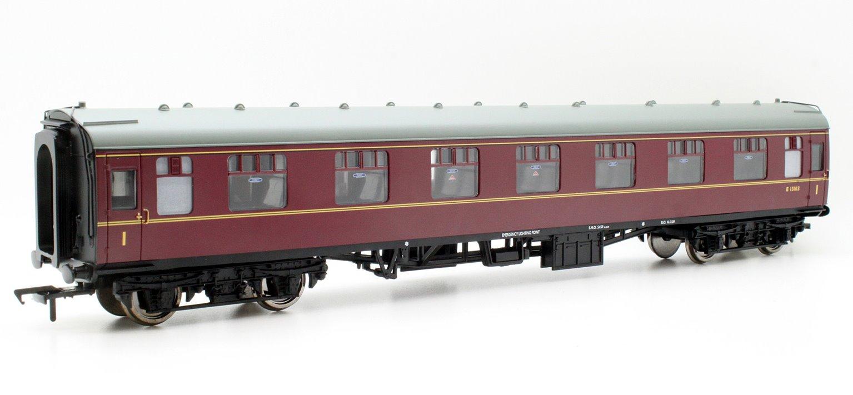 BR MK1 FK 1st Class Corridor Maroon E13103