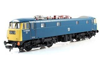 Class 85 - E3056 BR Blue Type AL5 Electric Locomotive (Pre TOPS)