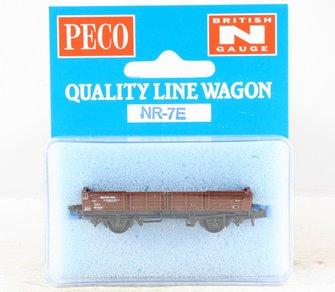 NR7E Ferry Tube Wagon - Bauxite