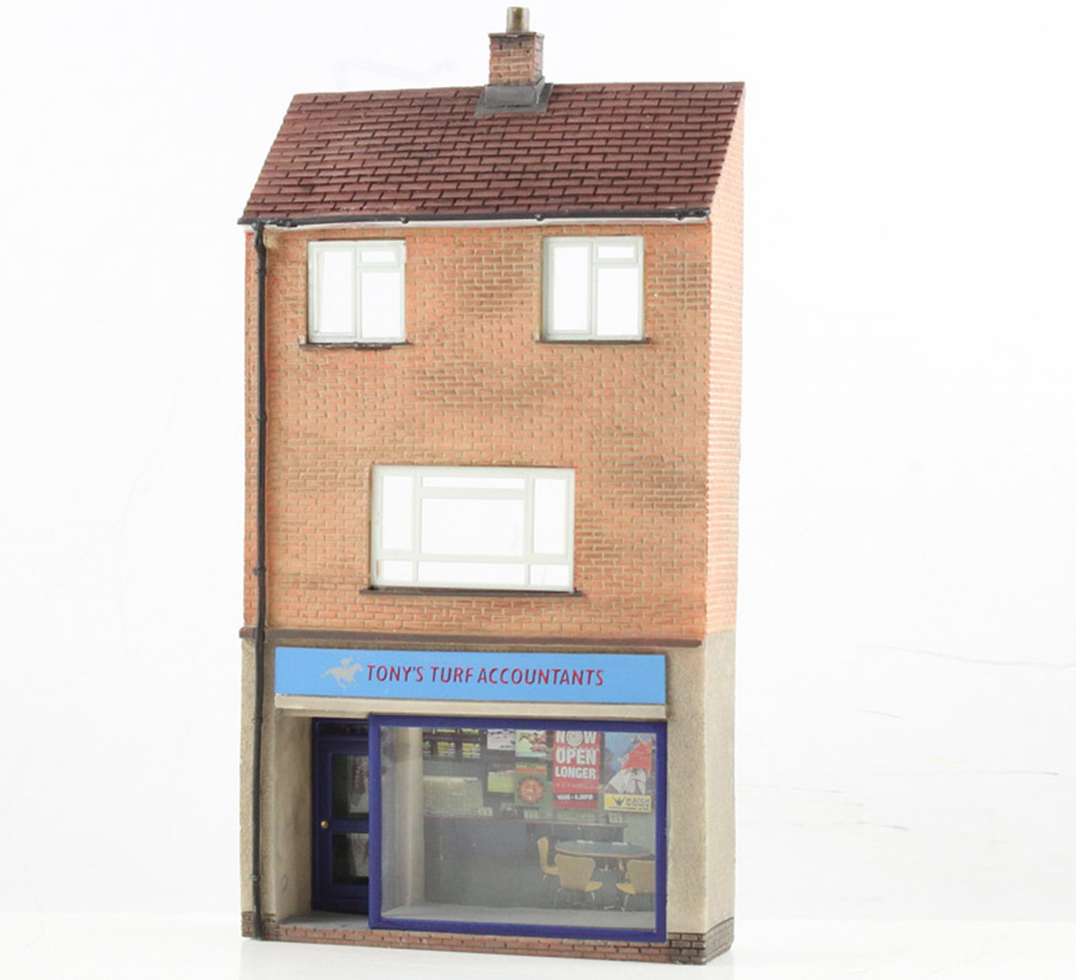 Low Relief Bookmakers with Maisonette