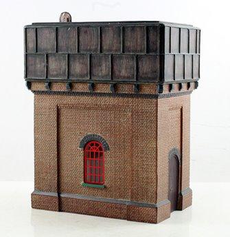 Brick Base Water Tower