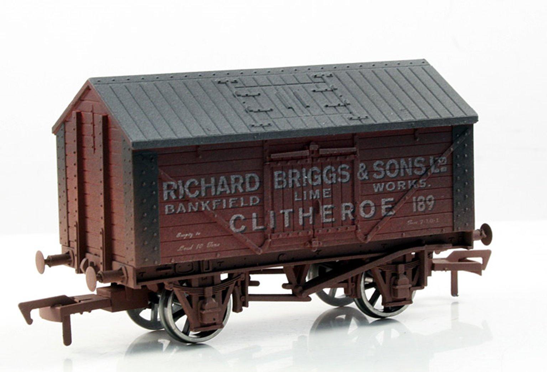 Richard Briggs Lime Wagon #189 - Weathered