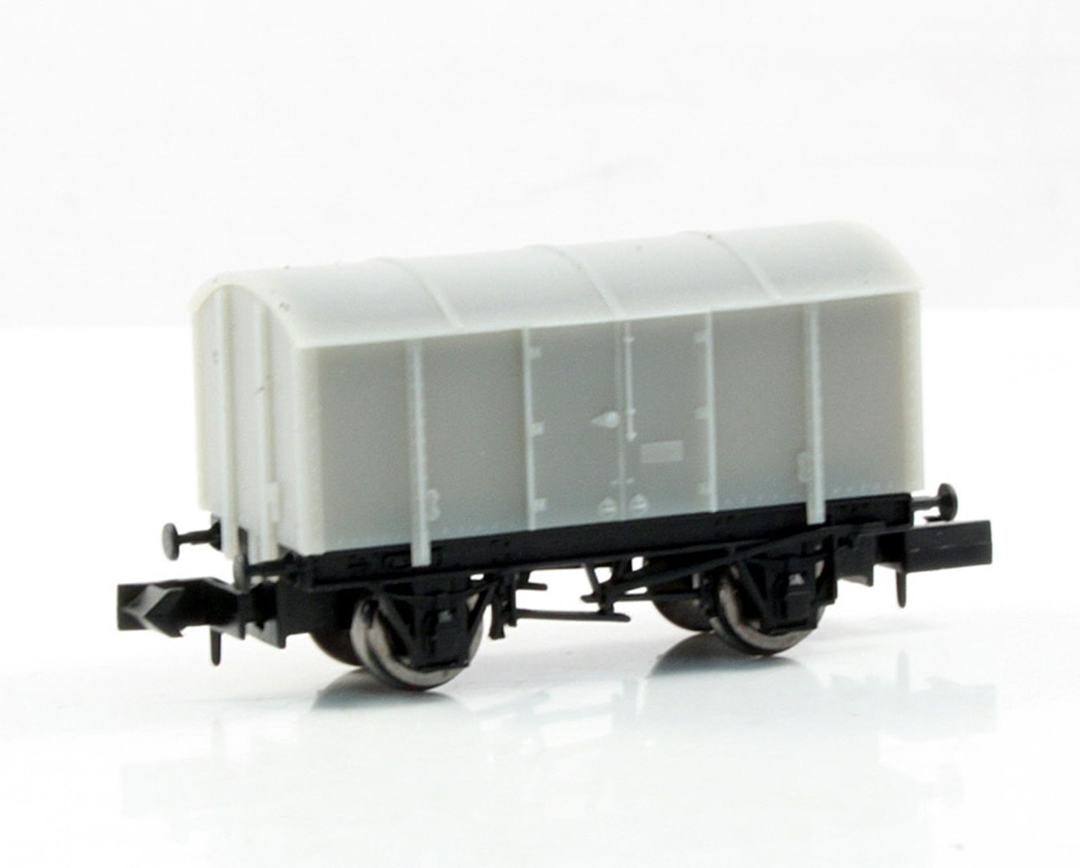 Unpainted Gunpowder Wagon