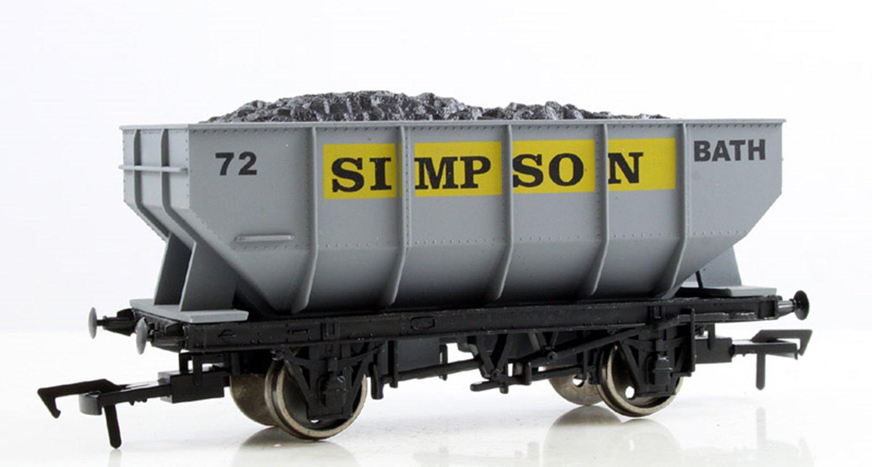 Simpson 21 Ton Hopper Wagon