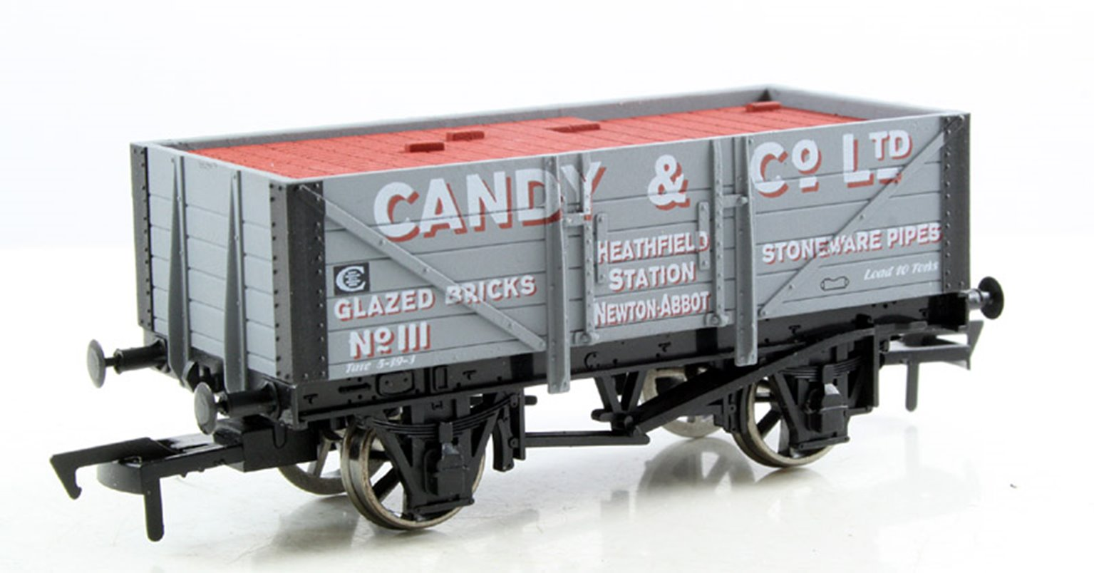 Candy & Co 5 Plank Wagon