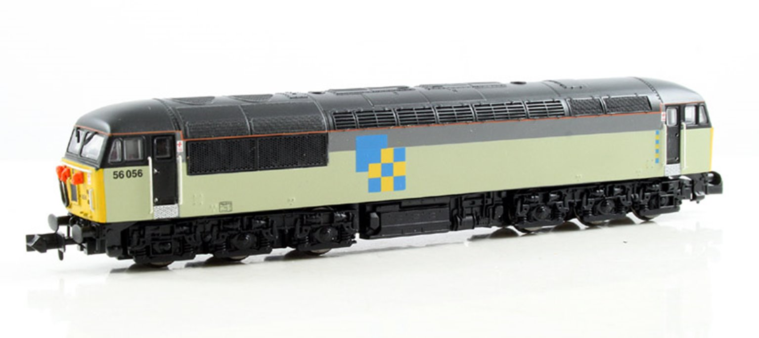 Class 56 (Doncaster built) Construction Livery #56056
