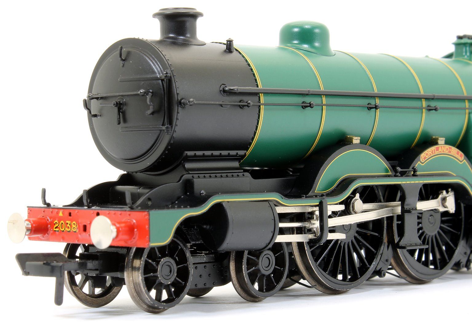 LB&SCR H1 Atlantic 2038 'Portland Bill' SR Malachite Green - DCC Sound