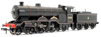 LB&SCR H2 Atlantic 32425 'Trevose Head' BR Lined Black (Early Emblem) DCC Sound