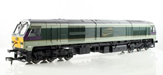 Class 201 'River Bandon' Original Enterprise Livery Diesel Locomotive #230