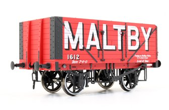 8 Plank Wagon Maltby No.1612