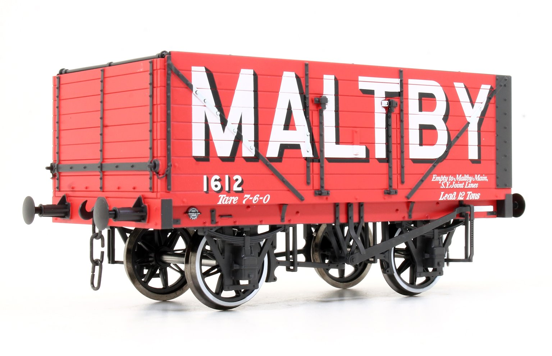 8 Plank Wagon Maltby No.1612