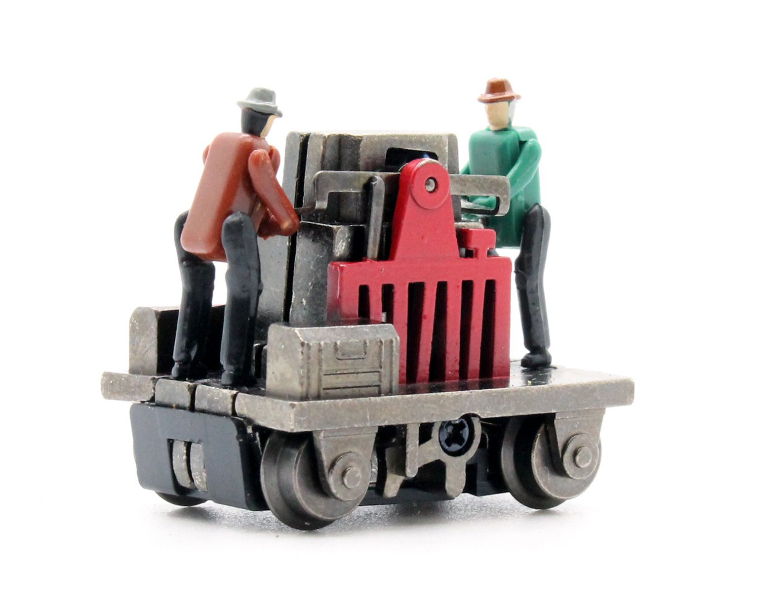 Gandy Dancer Operating Handcar (Assorted colours)