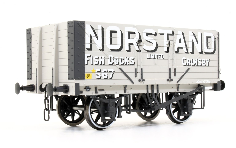 8 Plank Wagon Norstand No.567