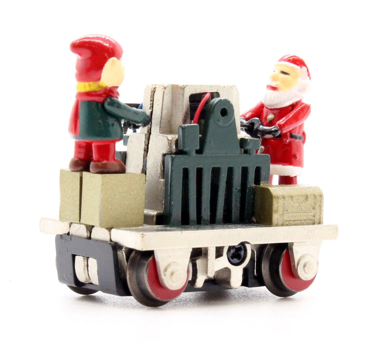 Gandy Dancer Operating Handcar (Christmas)