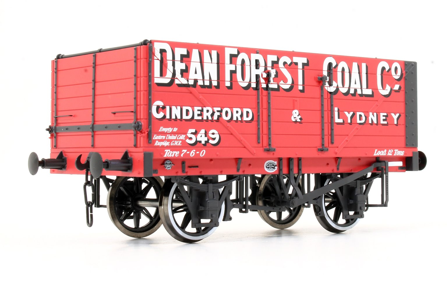 7 Plank Dean Forrest Coal Co. No.549