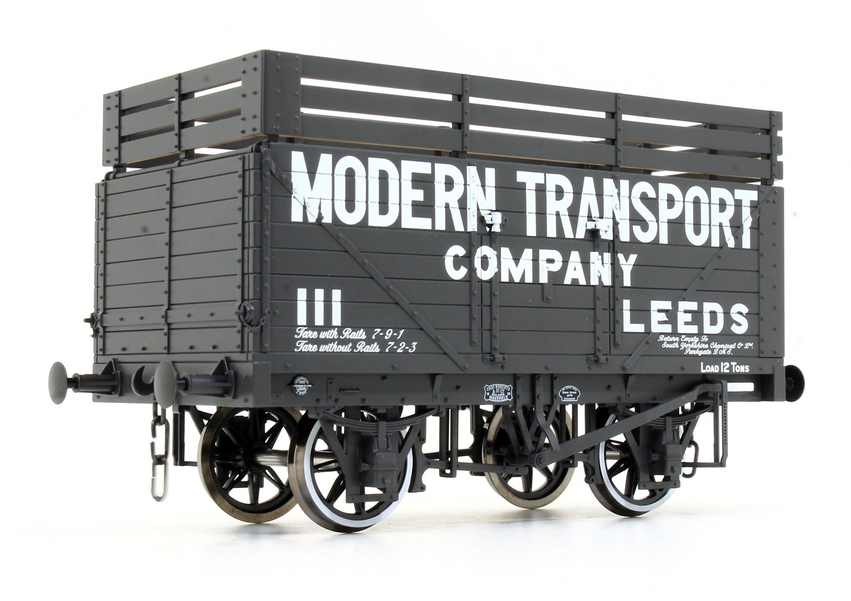 8 Plank Wagon Modern Transport (Three Coke Rails)