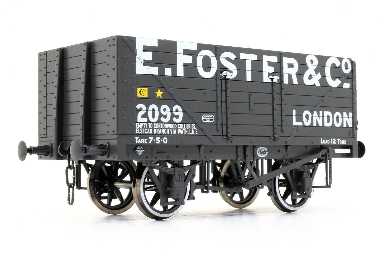 8 Plank Wagon E Foster & Co. No.2099