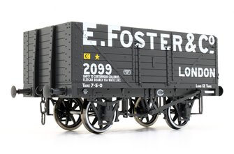 8 Plank Wagon E Foster & Co. No.2099