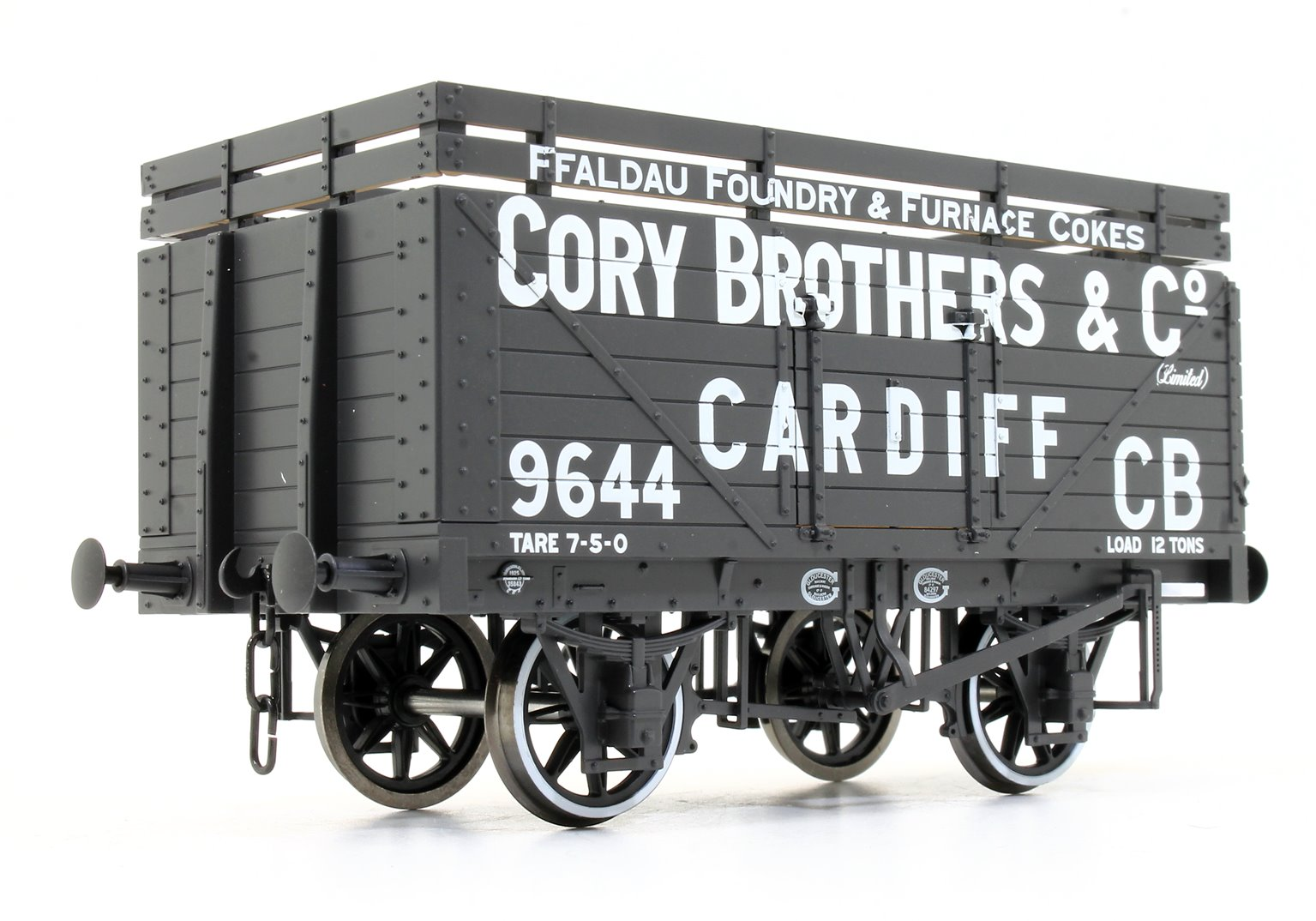 7 Plank Wagon Cory Brothers & Co