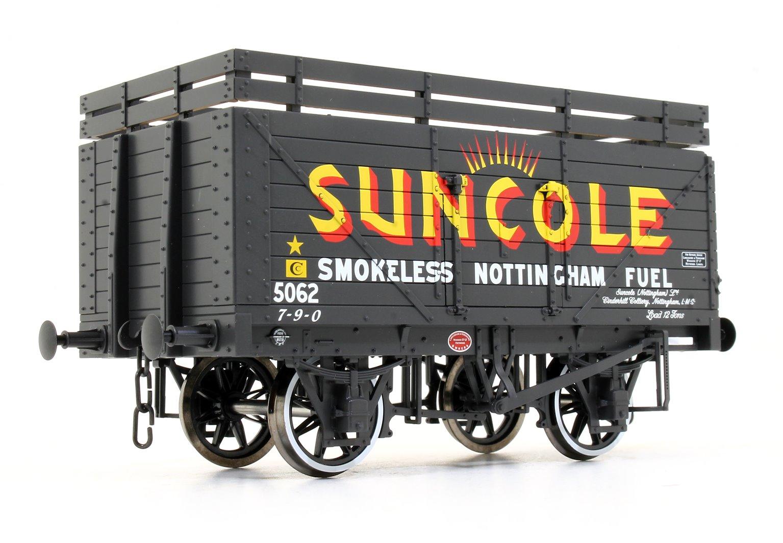 7 Plank Wagon Suncole No.5062