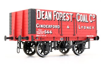 7 Plank Dean Forrest Coal Co. No.544