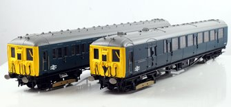 BR 2-BIL 2 Car Electric Multiple Unit Train Pack - NRM