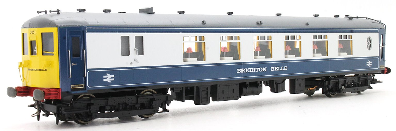 'Brighton Belle' Blue & Grey 5 Car Pullman Car Set