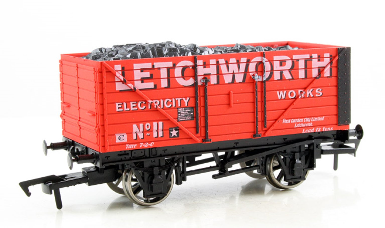 Letchworth 8 Plank Wagon